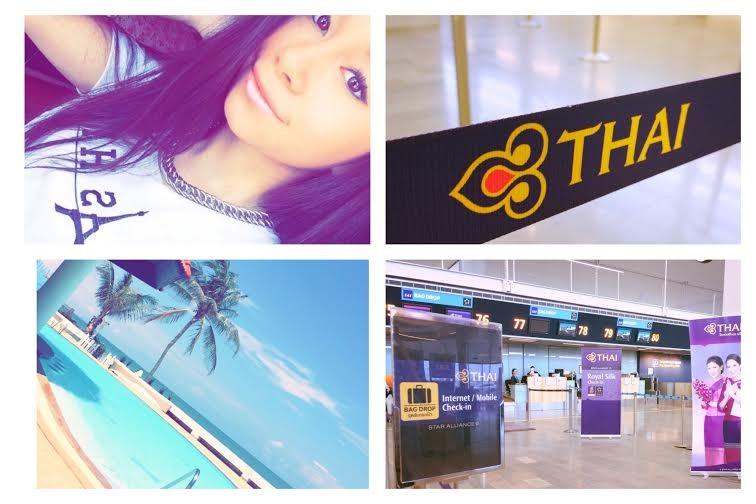 Bloggen om när jag åker till Thailand